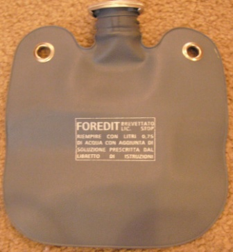 Windshield washer bag, small: #frZSWWB